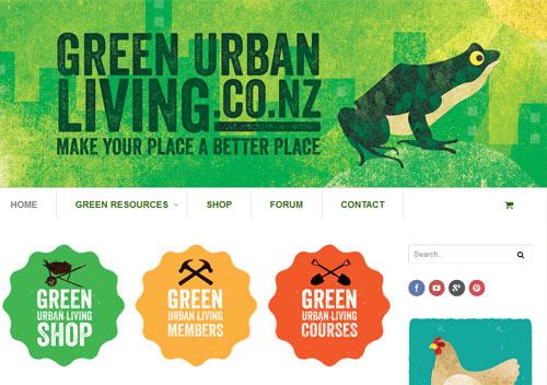 Green Urban Living