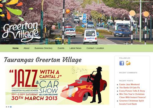 greerton-village