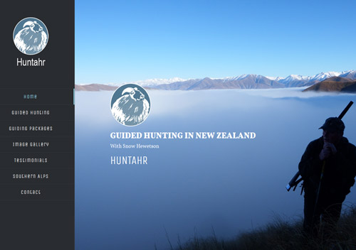 Huntahr Guided Hunting