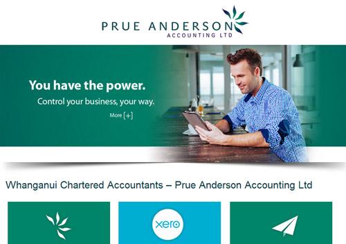 Prue Anderson Accountant