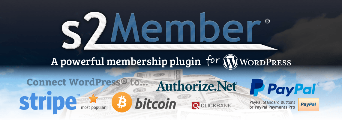 Membership web site Software