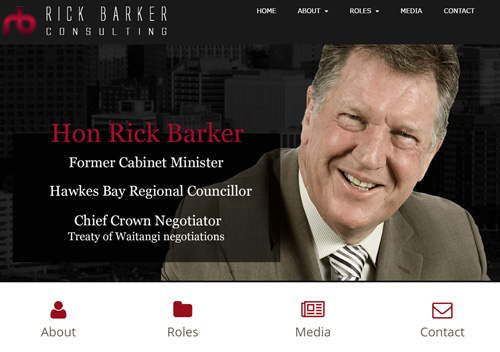 Hon Rick Barker
